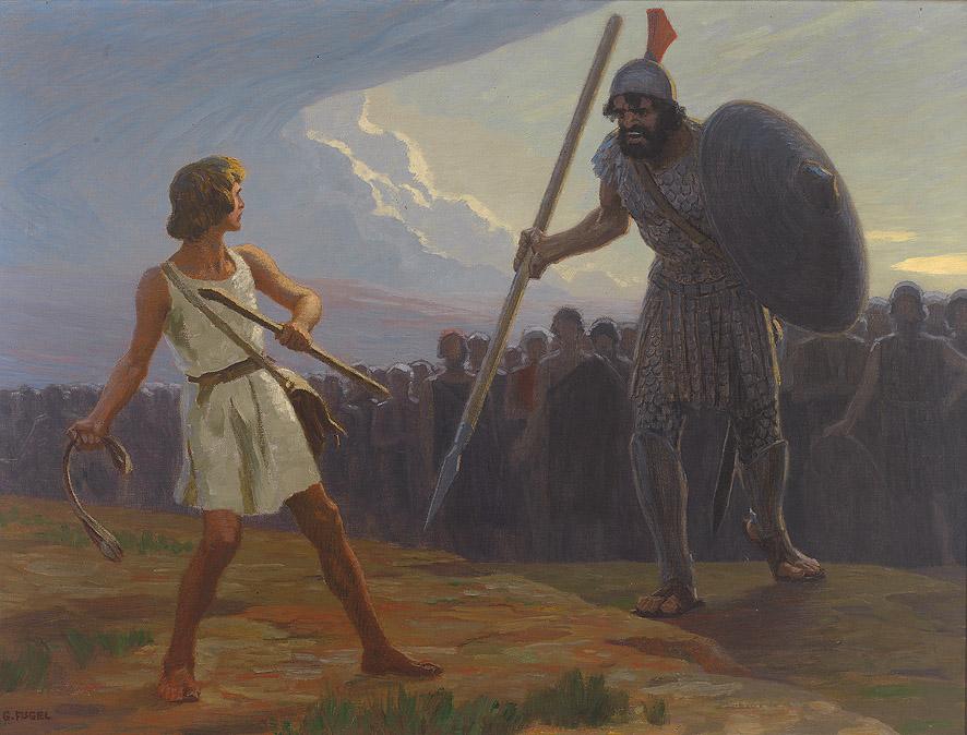 David e Golia, una storia moderna