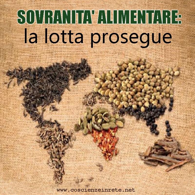 CIR Sovranità alimentare