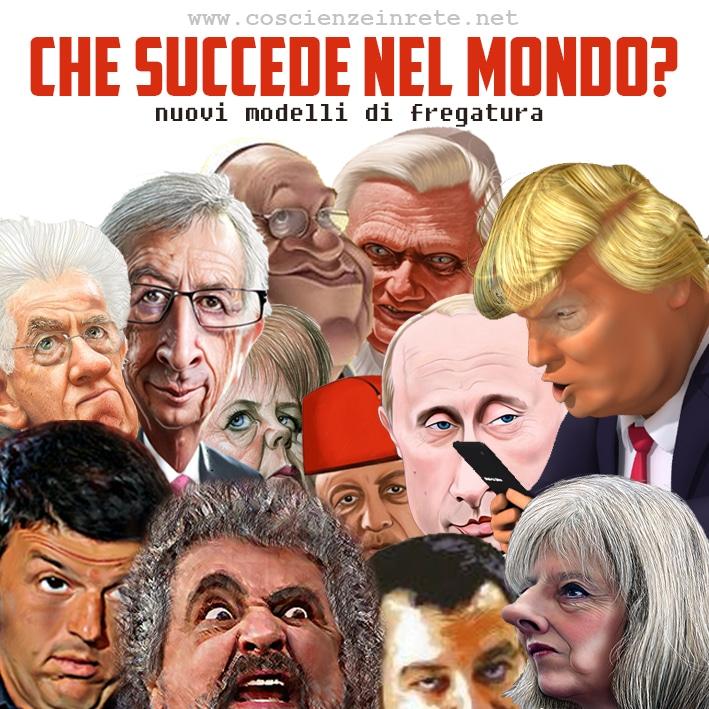 Cosa succede nel mondo? Dalla manipolazione unanimista alla manipolazione del Divide et Impera.