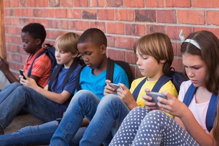 Smartphone ragazzi