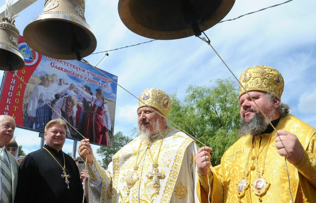 Russian orthodoxpriests