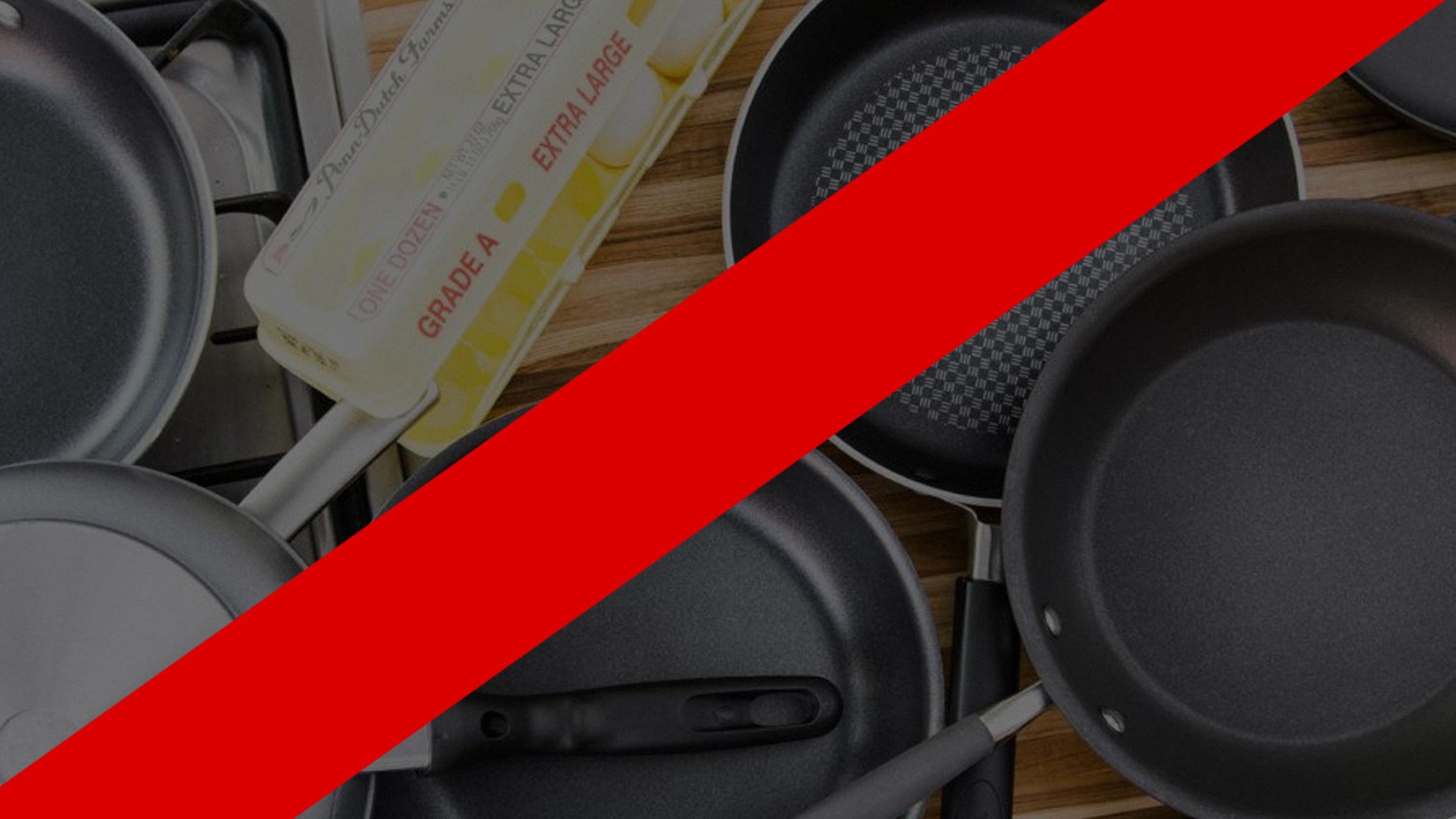 Pfas, la Danimarca ne vieta l'utilizzo nelle padelle e nei contenitori alimentari