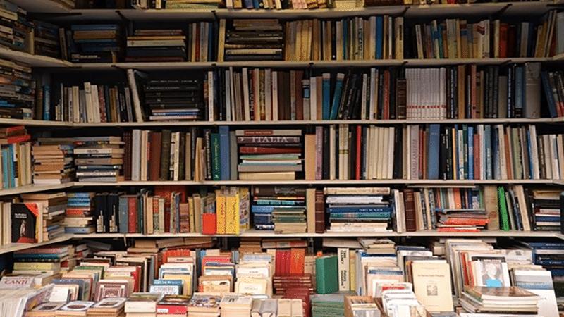 Disastro cultura: oltre 2300 librerie chiuse negli ultimi 5 anni.