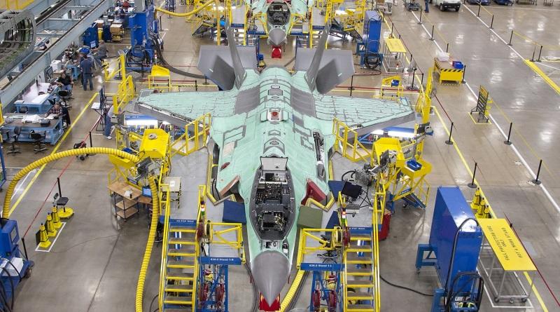 Niente quarantena per gli F-35: riprende la produzione al polo di Cameri.