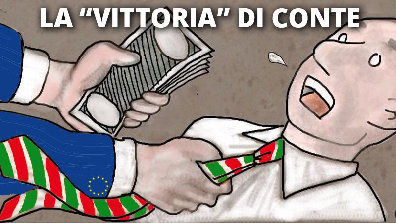 La vittoria di Conte