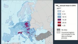 inquinamento aumenta mortalità covid-19