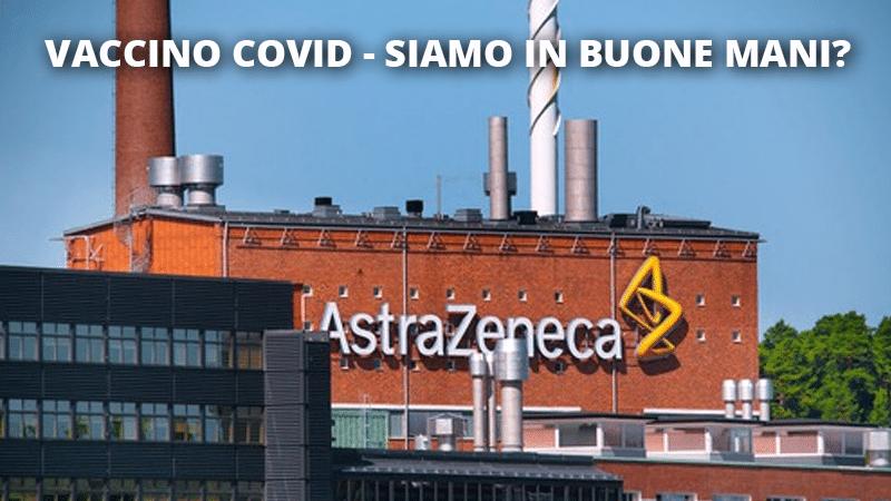 AstraZeneca vaccino covid