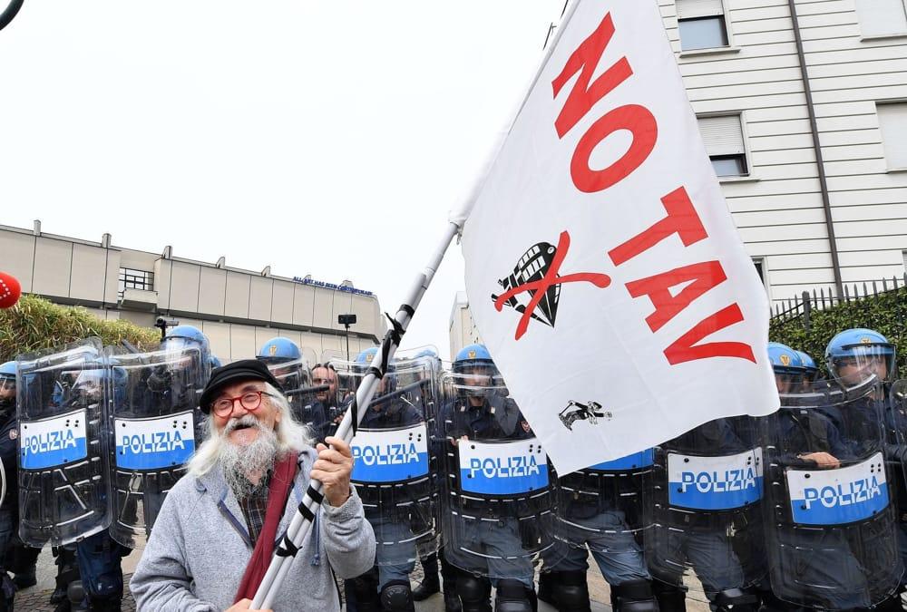 La Corte dei Conti europea ha bocciato la TAV
