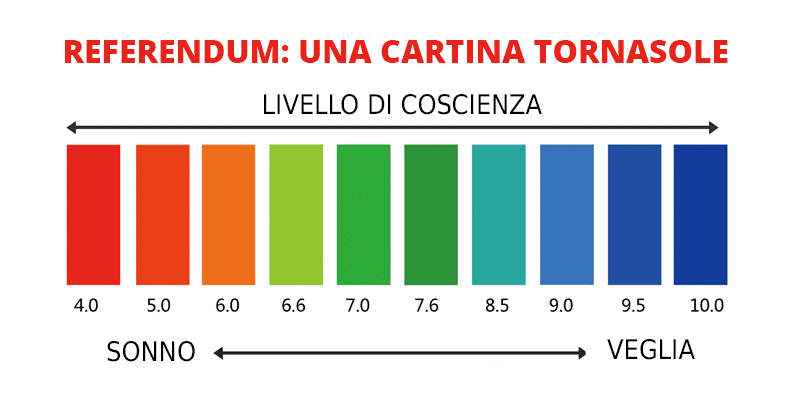 referendum cartina tornasole